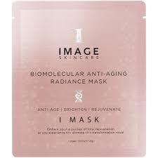 Биомолекулярная увлажняющая гидрогелевая маска Image Skincare I Mask Biomolecular Hydrating Recovery Mask