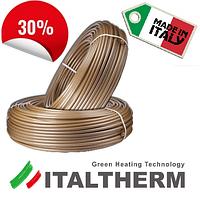 Труба для теплого пола ItalTherm (Италия) PEX-A EVOH 16х2мм с кислородным барьером 3х слойная