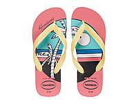 Сандали/Вьетнамки (Оригинал) Havaianas Top Vibes Sandal Porcelain Pink, фото 1