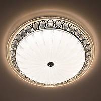 LUMINARIA CASABLANCA CHROME 72W R 515 ON/OFF WHITE 220 IP20 Потолочный светодиодный светильник
