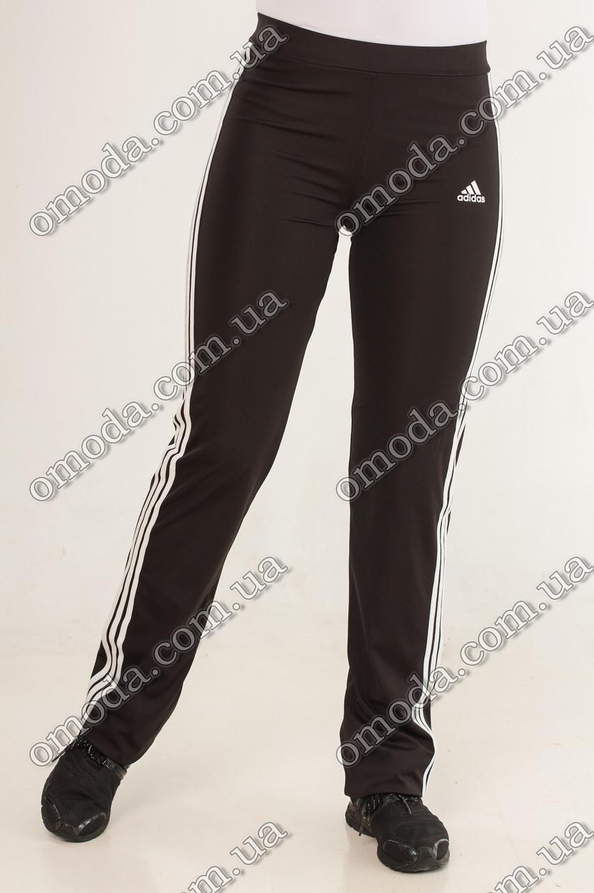 Спортивные штаны 1110 черный эластик