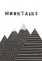 Постер Mountains 30х40 см SKL32-218601