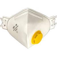 Респиратор маска БУК–2К с клапаном FFP-2