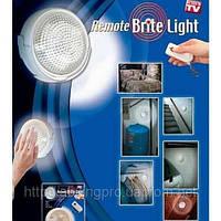 Настенный светильник с пультом Remote Brite Light