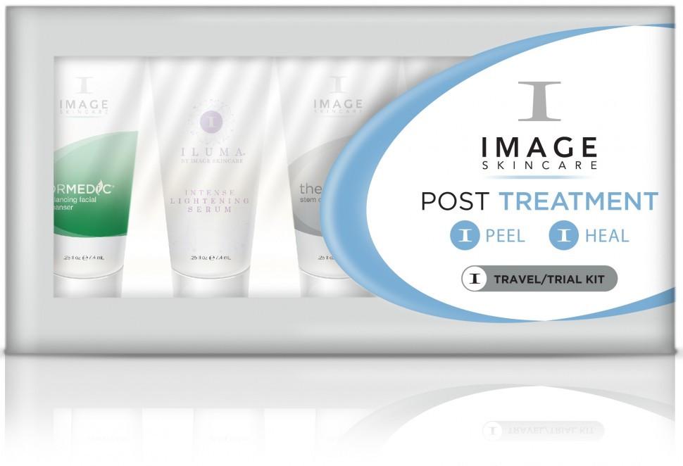 Пробный набор для постпилингового ухода Image Skincare Post-Treatment Travel/Trial Kit