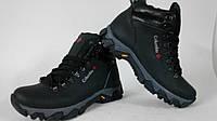 Детские Ботинки COLUMBIA (36-39) Черные