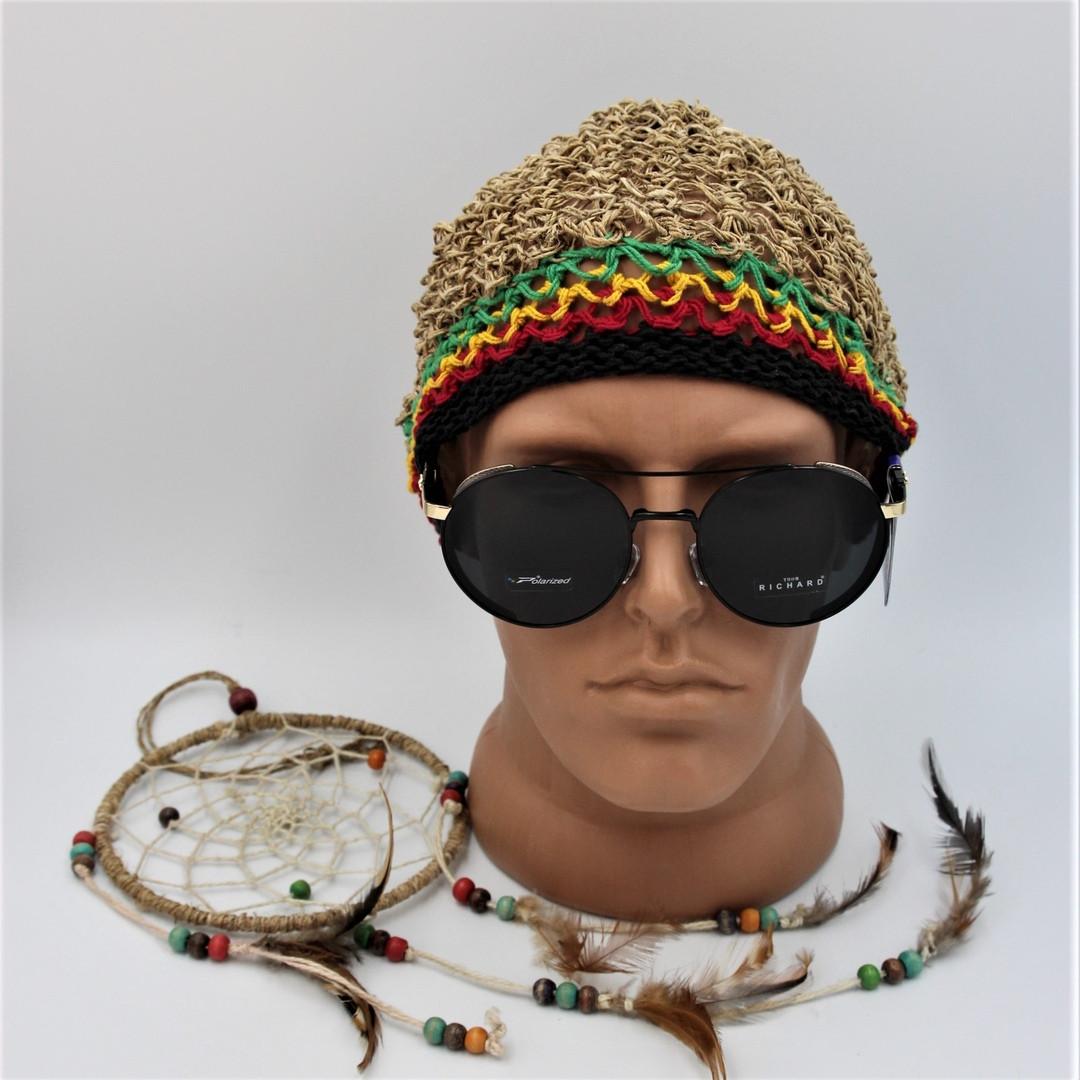 Солнцезащитные очкиTR9026 . Модель унисекс. Круглые.