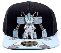 Кепка Difuzed Rick and Morty - Snowball Snapback Cap, фото 1
