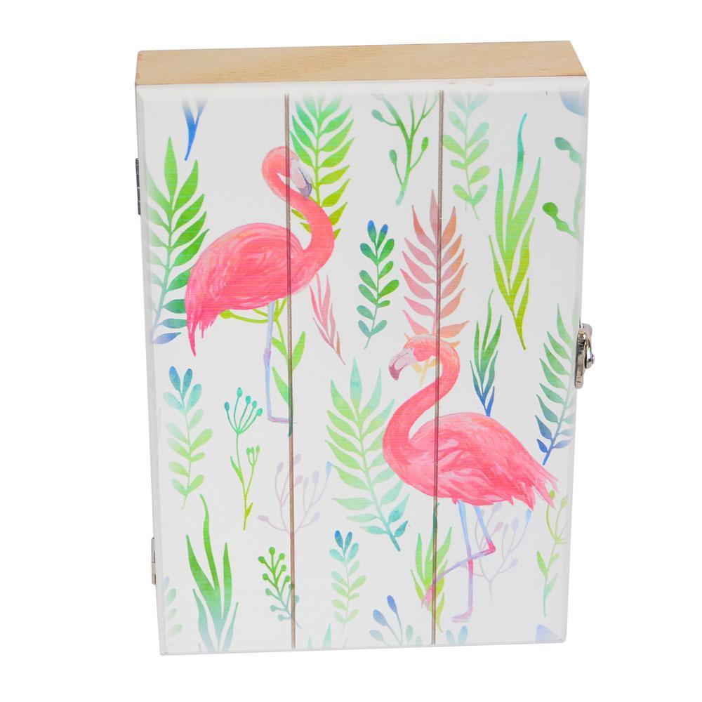 Ключница настенная Flamingo SKL11-208434