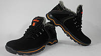 Ботинки ECCO (черные)