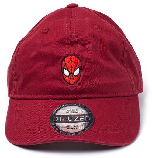 Кепка Difuzed Marvel - Spiderman Dad Cap