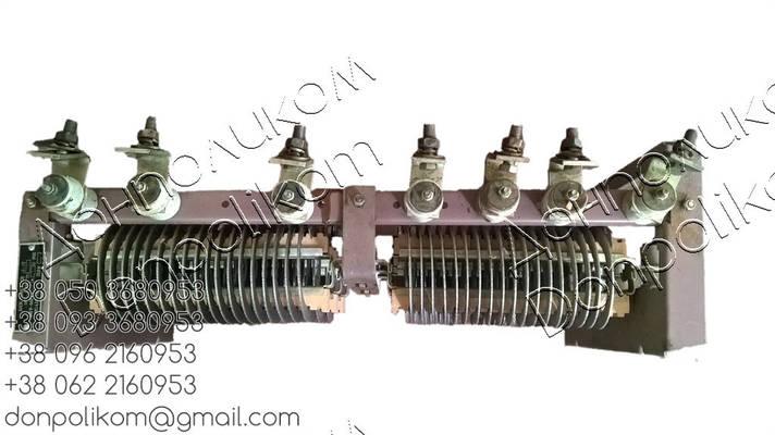 НФ1А 2ТД.754.054-02 ящик резисторов крановых, фото 2