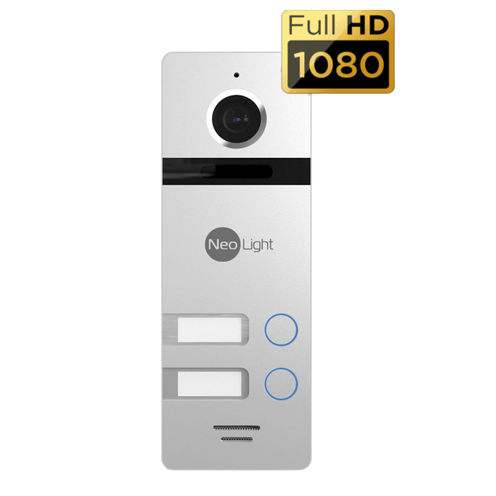 Видеопанель Neolight MEGA/2 FHD Silver