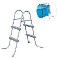 Лестница для бассейна Bestway 84 см (58430)