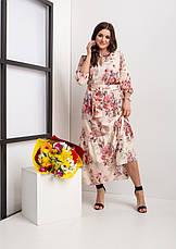 Модное платье миди, фото 3