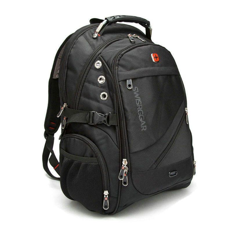 Рюкзак SwissGear 8810 c Usb + выход Aux + Дождевик
