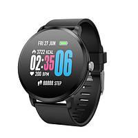 Наручные часыSmart V11смарт вотч   умные часы   фитнес трекер   фитнес браслет, фото 1