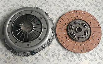Зчеплення комплект кошик + диск підсилений ГАЗ 53 ПАЗ