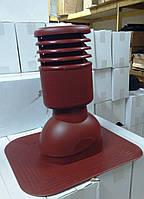Вентиляционный выход для битумной кровли УТЕПЛЕННЫЙ  125 мм