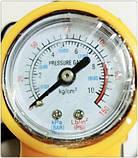 Автомобильный воздушный компрессор CYCLONE + фонарик, фото 4