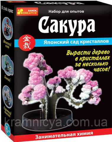 """Набор для творчества """"Сакура из кристаллов"""", фото 1"""