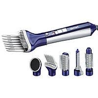 Фен-стайлер для волос 6 в 1 Gemei GM-4834, фото 1