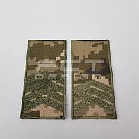 Погон ЗСУ Сержант и Старший сержант