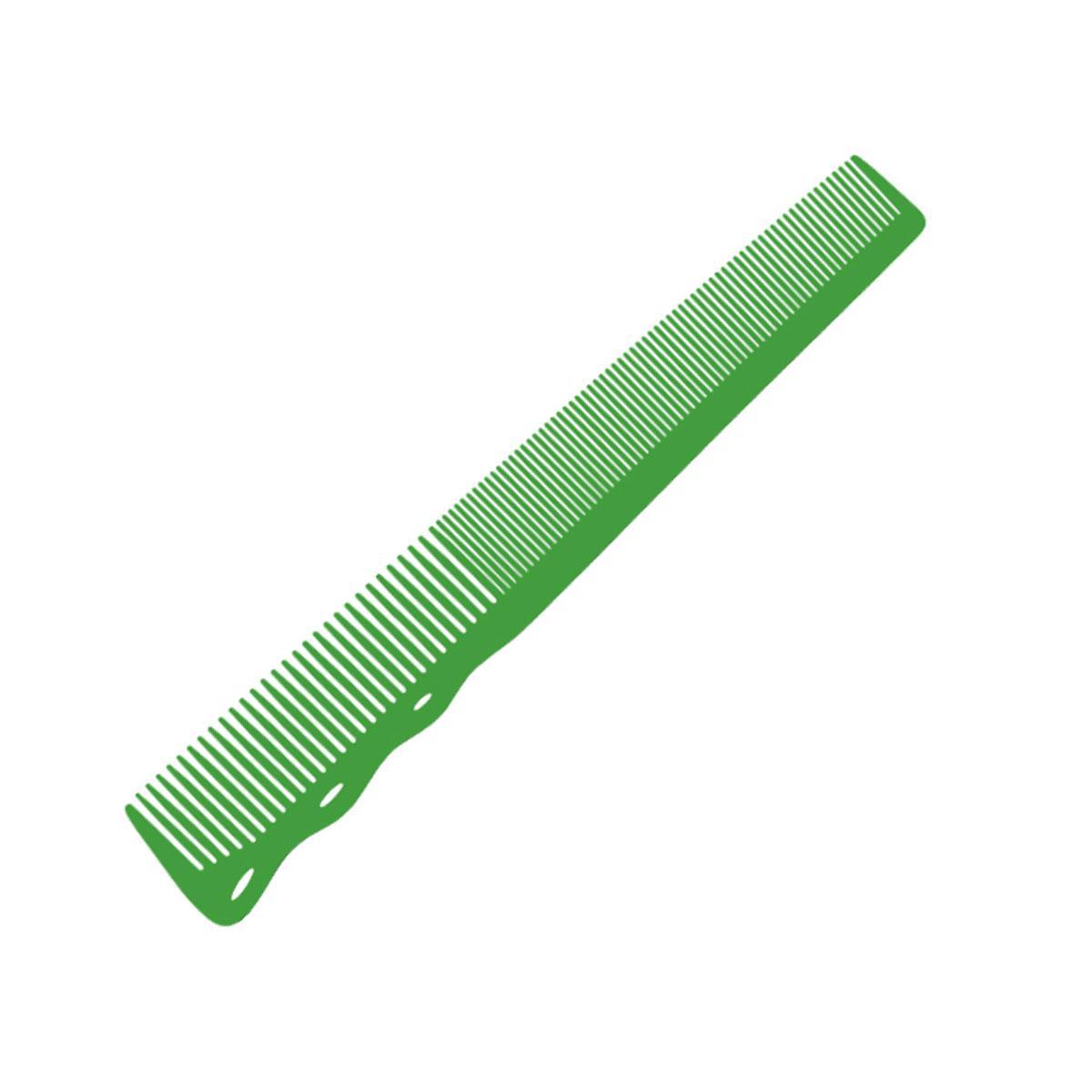 Расческа для стрижки Y.S. Park YS-232 Green