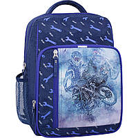 Рюкзак школьный Bagland Школьник 8 л. 225 синий 534 (00112702)