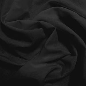 Ткань батист черный