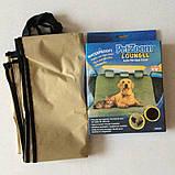 Подстилка для животных в автомобиль, Накидка для перевозки животных Pet Zoom, фото 2