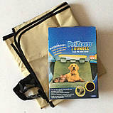 Подстилка для животных в автомобиль, Накидка для перевозки животных Pet Zoom, фото 3