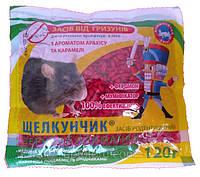 "Приманка для мышей ""Щелкунчик зерно"", 120 гр"