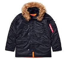 Куртка-парка Alpha Industries N-3B Slim-Fit Parka