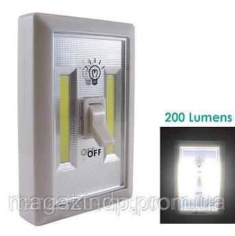 Светильник выключатель со светодиодами Jy-1158 Код: 1255321