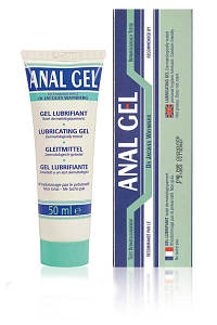 Анальный гель лубрикант Lubrix  Anal Gel 50 мл , Франция