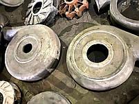 Литье металла любой сложности, сталь, чугун, фото 4