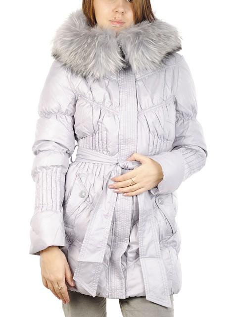 Полупальто женское пуховое   SNOW OWL 11A215 скидка