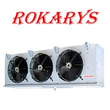 Повітроохолоджувачі кубічних Rokarys
