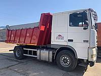 Переооборудование седельного тягача