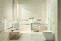 Керамическая плиткам для ванной Pietra Tubadzin