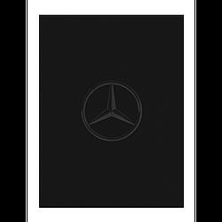 Двосторонній плед Mercedes Reversible Fleece Blanket, артикул B66954747