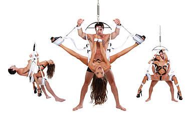 Секс-качели Fantasy Bondage Swing от Pipedream