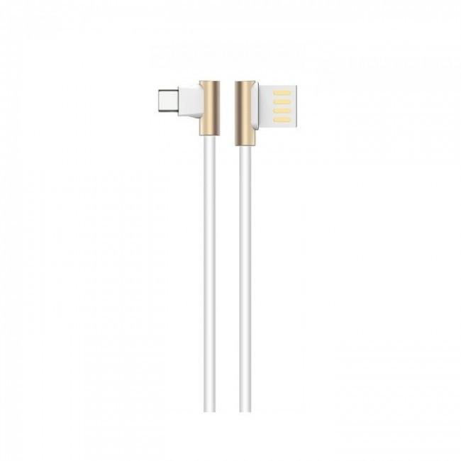 Зарядный кабель Data Cable Joyroom S-M341 Enjoy fast data Type-C Белый