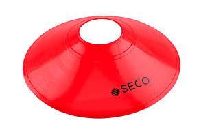 Тренувальна фішка SECO червона, кольори в асортименті