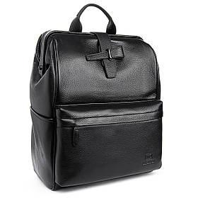 Рюкзак мужской кожаный BRETTON (36*29*15 см) BP 2004-7 black