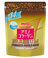 Meiji Amino Collagen Premium Амино коллаген Премиум на 14 дней