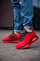 Мужские кроссовки Nike Air Max красные