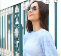 Сонцезахисні окуляри Bulget для жінок