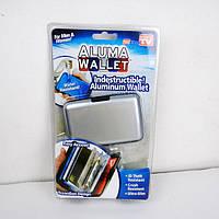 Aluma Wallet (Аллюма Уоллет) - бумажник, кошелек для кредиток и бумажных купюр оптом